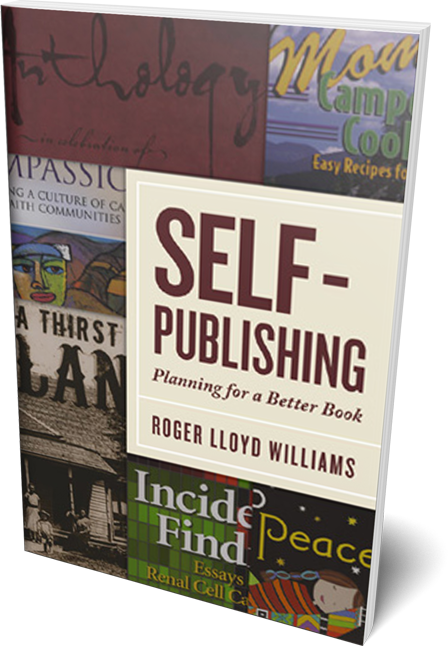 Self-Plublishing Planning for a Better Book