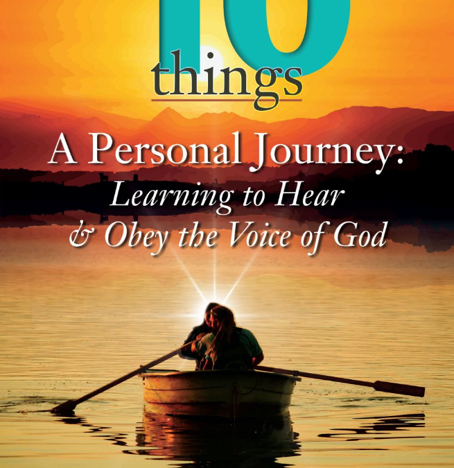 Ten Things A personal Journey